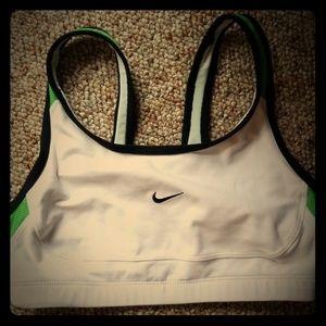 Nike sports bra.